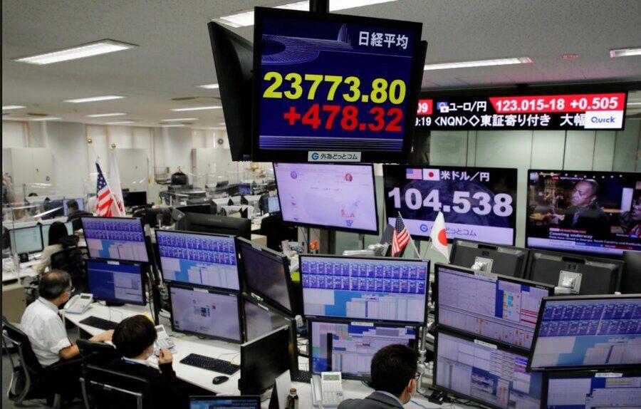 رشد بازارهای جهانی در معاملات امروز