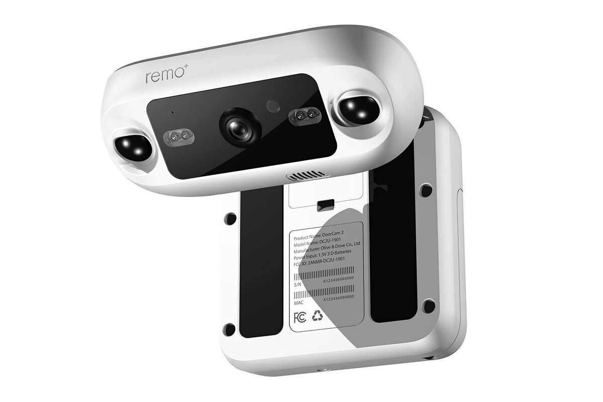 کنترل درب منازل با دوربین های هوشمند مبتنی بر نرم افزار پشتیبان