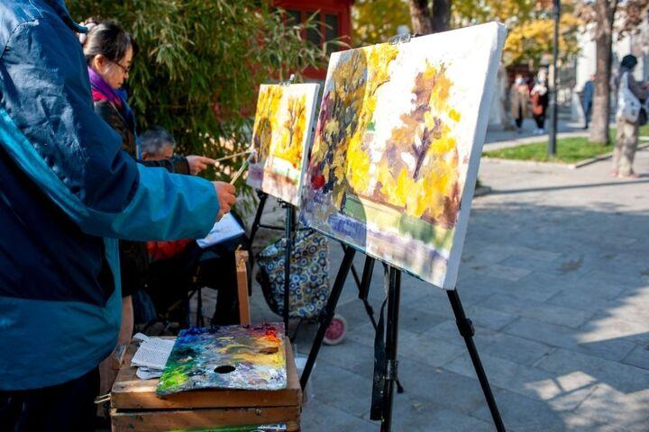 پاییز در چین 9