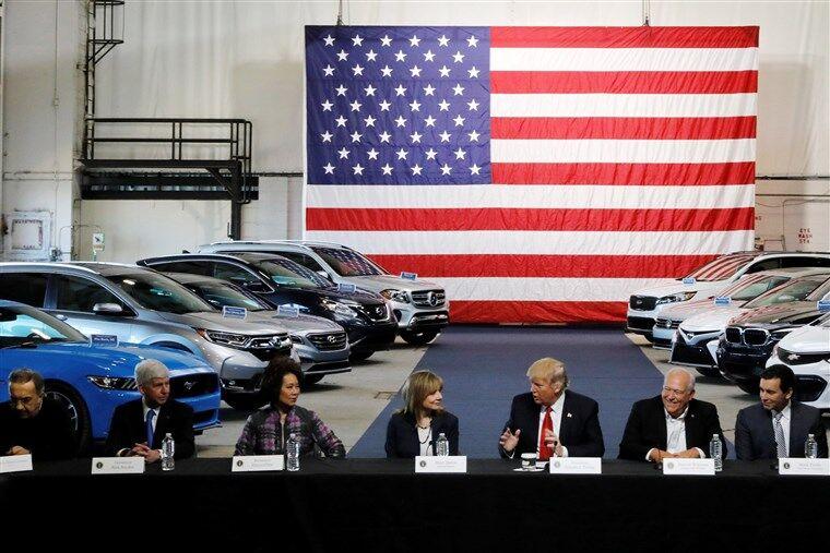تغییر سرنوشت خودروسازان دنیا با نتیجه انتخابات امریکا