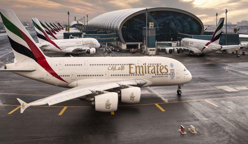 خلبانان امارات به مرخصی ۱۲ ماهه بدون حقوق میروند