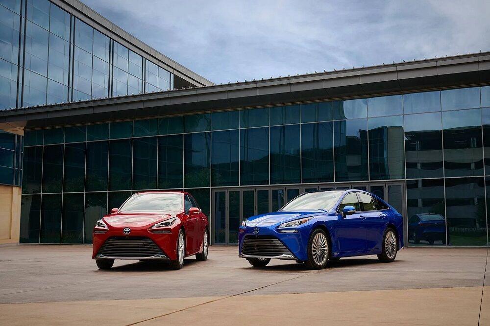 معرفی نسل جدید خودرو هیدروژنی تویوتا