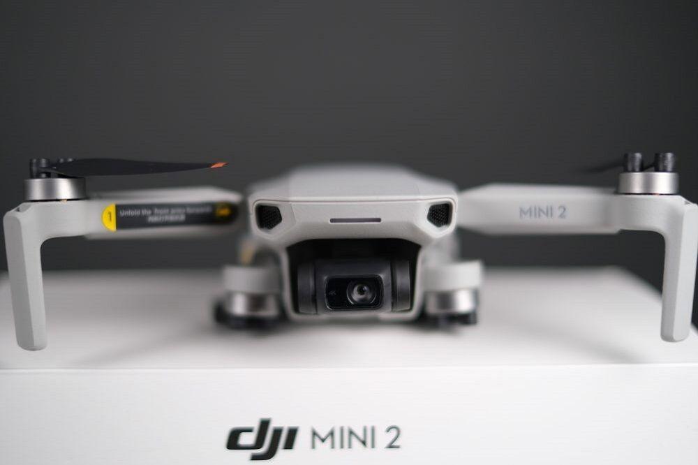 معرفی پهپاد DJI Mini ۲ با توانایی ضبط تصاویر ۴K