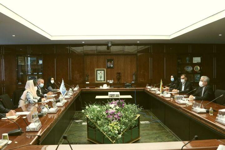 توسعه همکاری های مشترک وزارت نیرو با یوناما