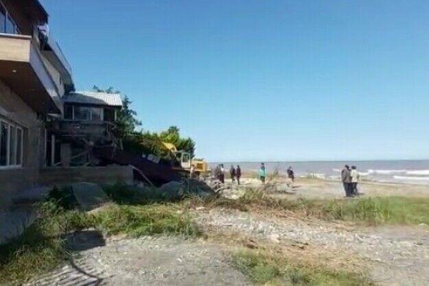 ۸۷ درصد ساحل مازندران آزاد شد/ خط ریلی شمال در آرزوی برقی شدن