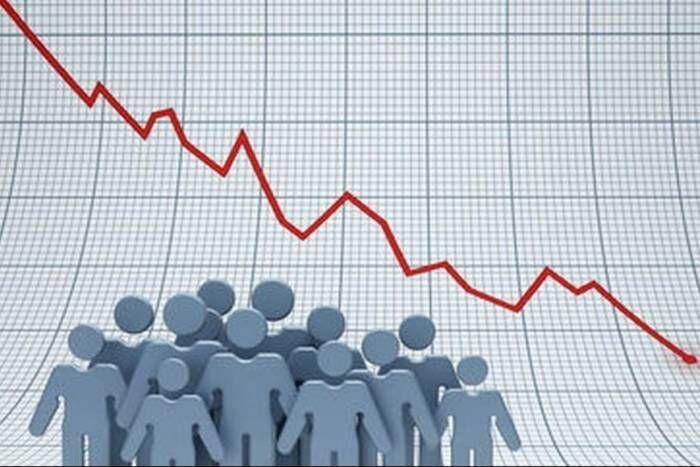 روند کاهشی زاد و ولد در کشور