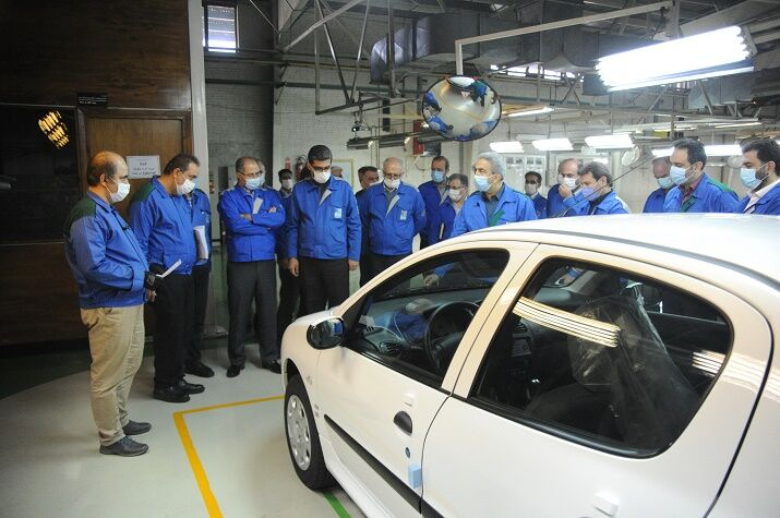 اولویت ایرانخودرو، ارتقای کیفیت محصولات است