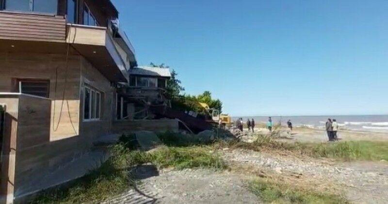 سرگردانی گردشگری دریایی در ساحل؛ تابوی دریا نشکست