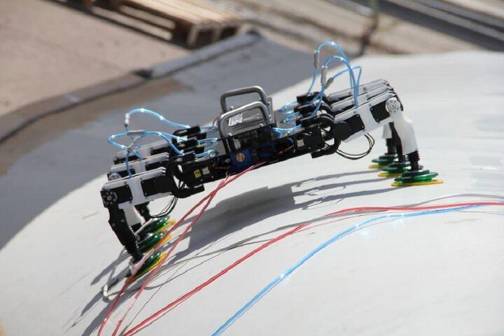 ربات بازرسی 10