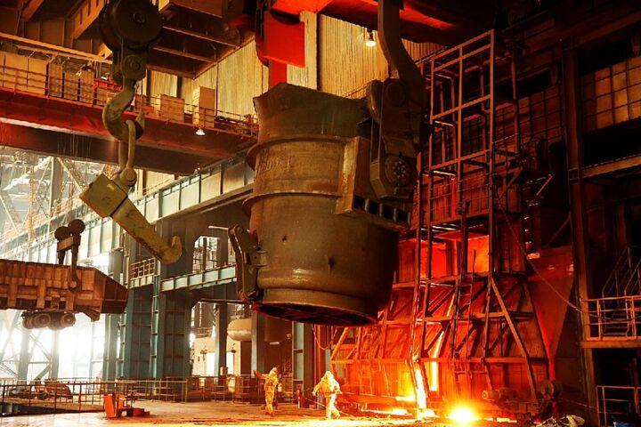 ورود کامل زنجیره فولاد به بورس کالا در حال عملیاتی شدن است