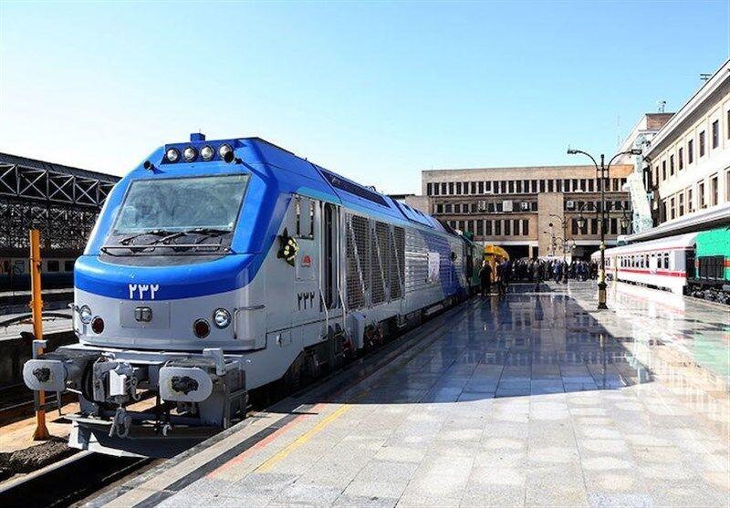 بازگشایی محور جنوب و تردد قطارها
