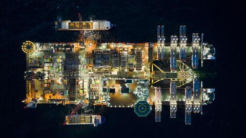 گسترش تحریمهای آمریکا علیه گاز روسیه