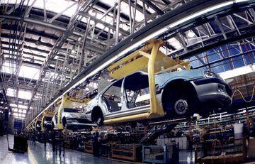 تولید بیش از ۴۲۰ هزار دستگاه خودرو در سایپا