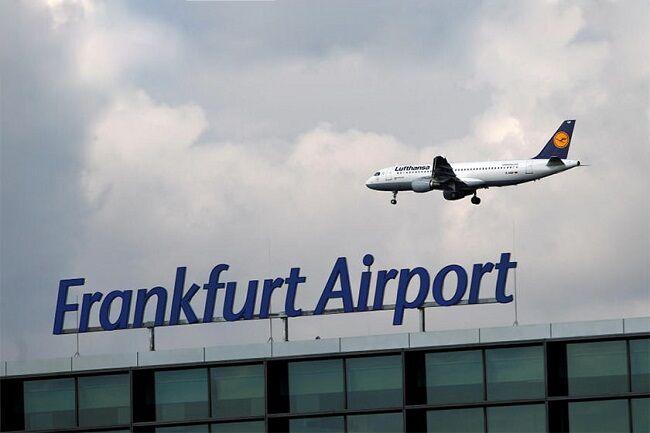 فرودگاه فرانکفورت در آستانه بحران