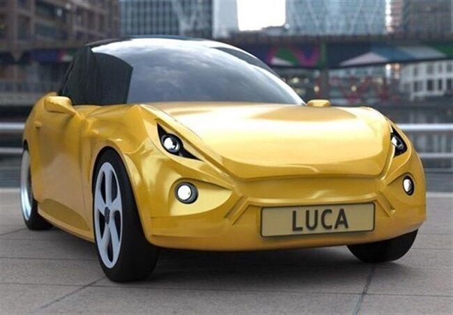 ساخت خودروی برقی با مواد بازیافتی