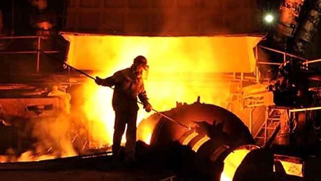 رشد ۱۰ درصدی تولید آهن اسفنجی