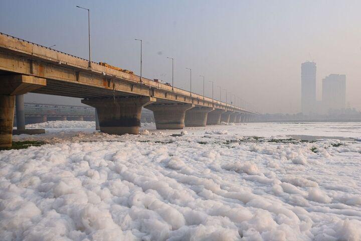 آلودگی رودخانه 1