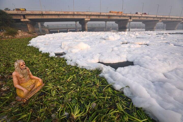 آلودگی رودخانه 3