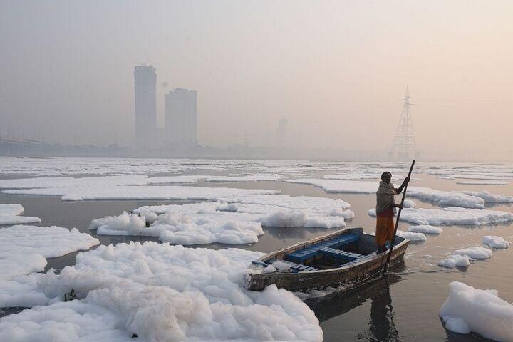 آلودگی رودخانه 6