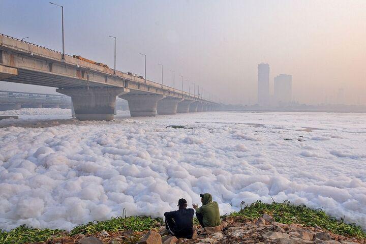 آلودگی رودخانه 7