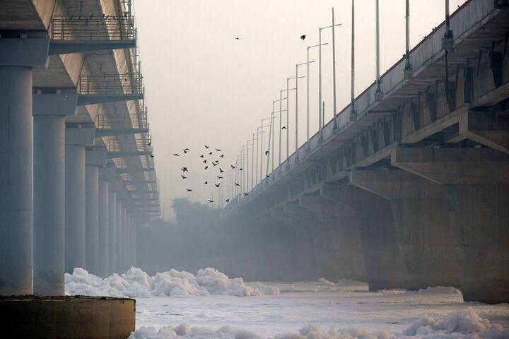 آلودگی رودخانه 9