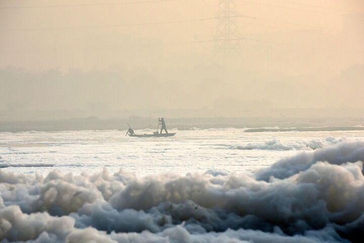 آلودگی رودخانه 11
