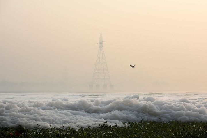 آلودگی رودخانه 12