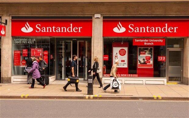 بانک «سانتاندر» ۴ هزار فرصت شغلی را حذف میکند