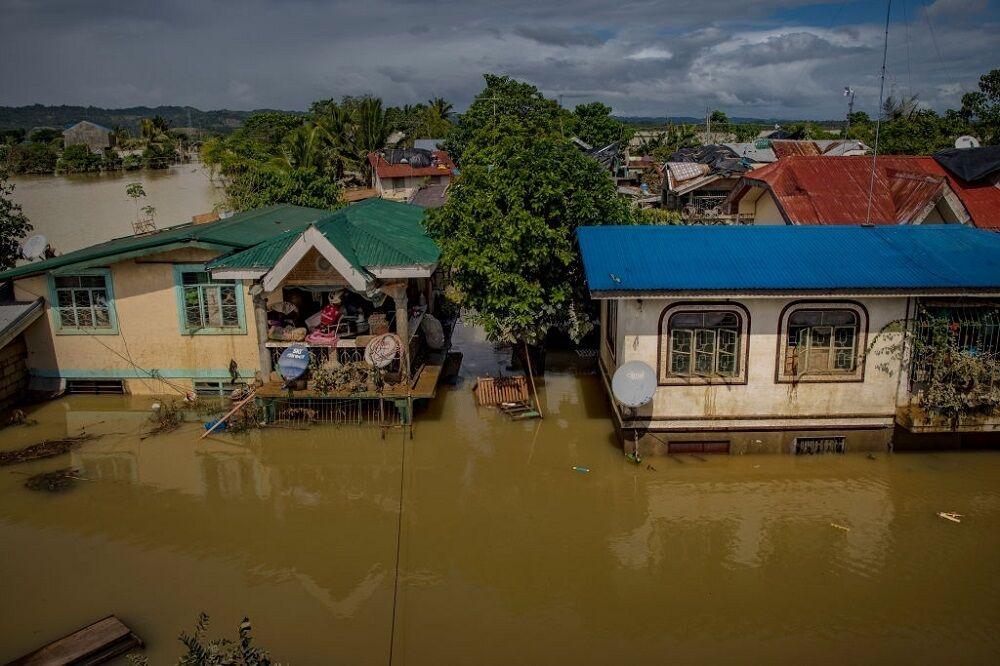 طوفان و سیل در فیلیپین