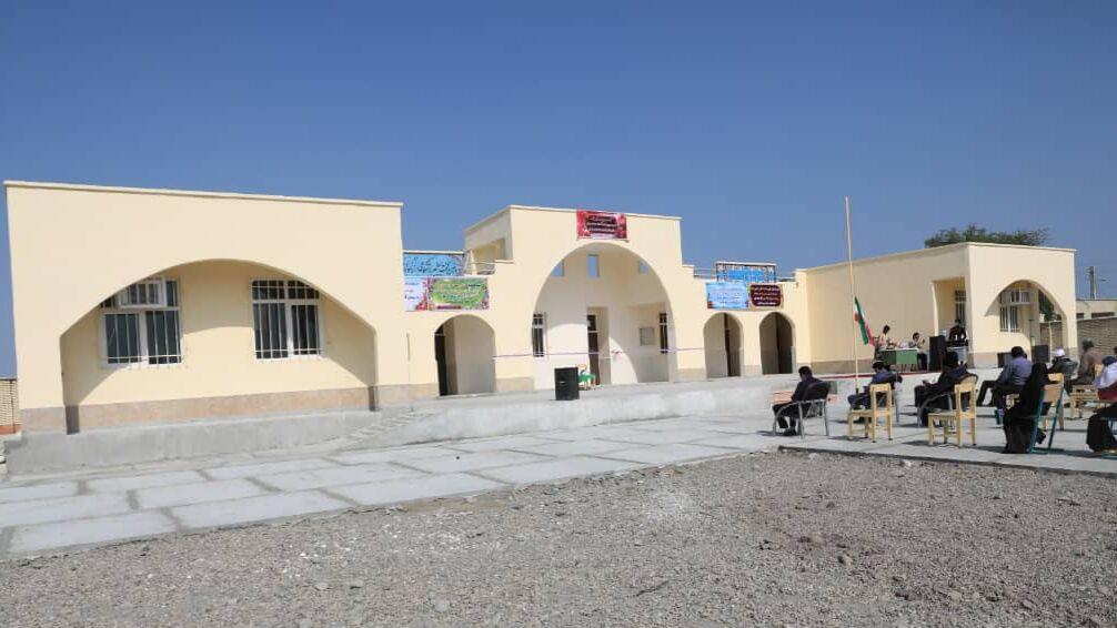 هشت مدرسه جدید در مناطق کمبرخوردار هرمزگان توسط ستاد اجرایی فرمان امام افتتاح شد