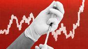 واکسن کرونا؛ یک تنه بازارهای بورس جهانی را سبز و قرمز میکند