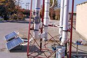 اختراع دستگاه آبشیرینکن خورشیدی در یزد