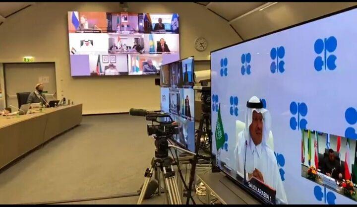 توافق اوپک پلاس ۱.۶ میلیارد بشکه از عرضه نفت جهان کاست