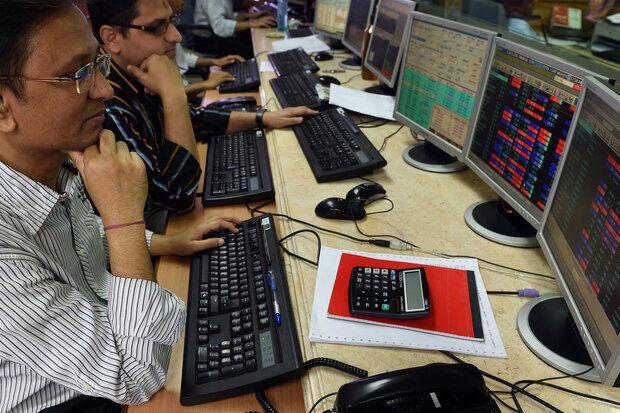 رشد شاخص سهام هند