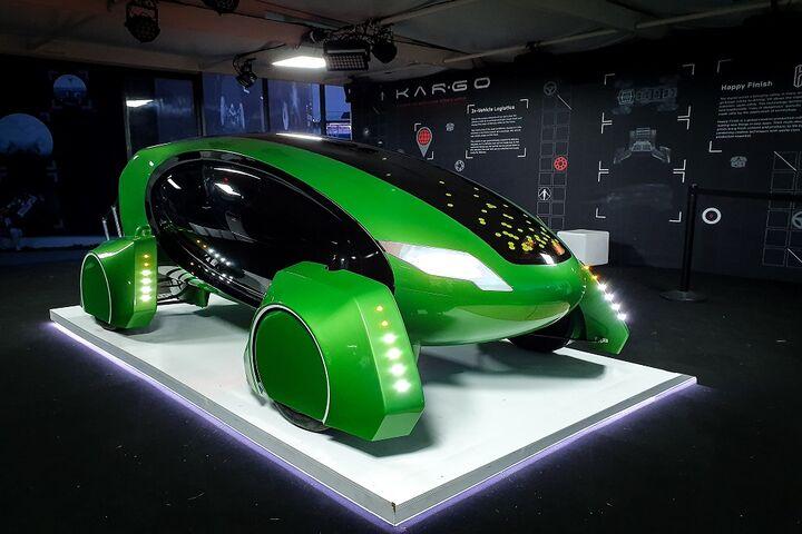 خودروی خودران سبز 1