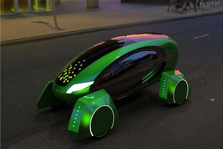 خودروی خودران سبز 2
