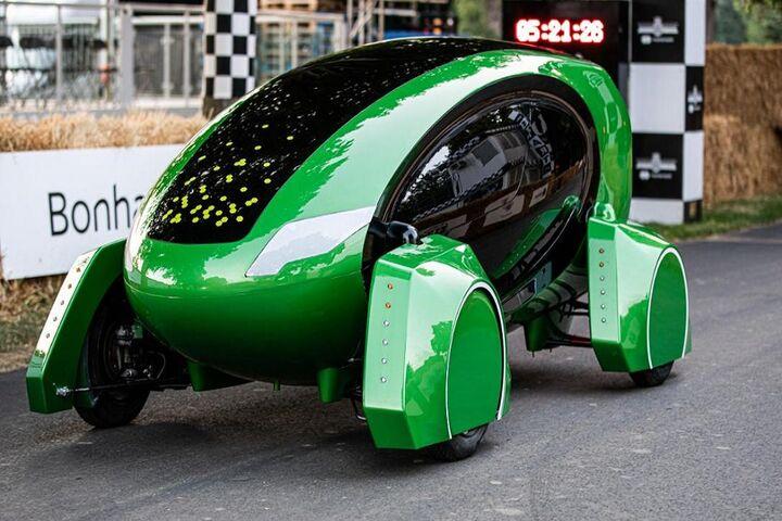 خودروی خودران سبز 3