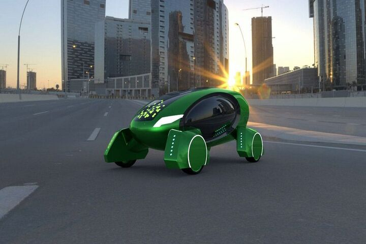 خودروی خودران سبز 4