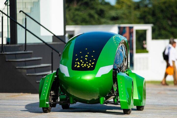 خودروی خودران سبز 6