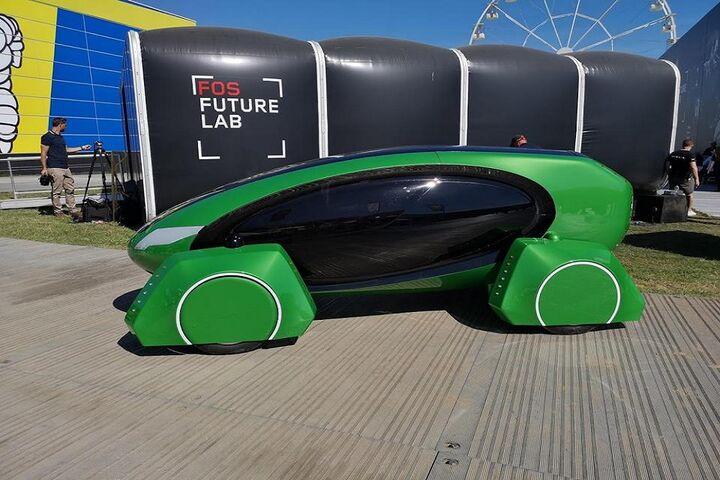 خودروی خودران سبز 8