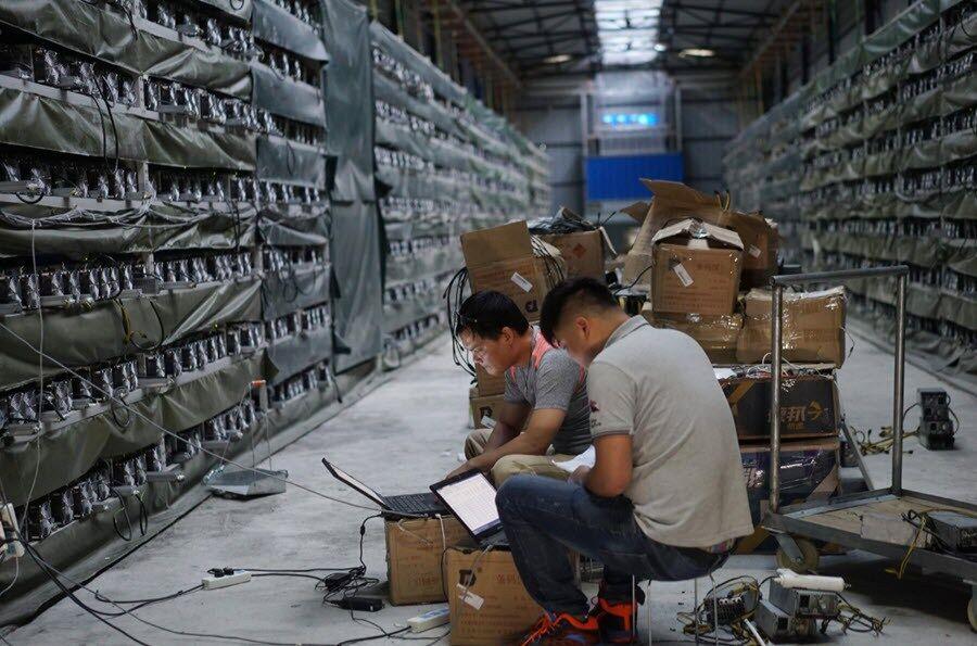 شرکت های استخراج بیت کوین چین در جستجوی برق ارزان ایران