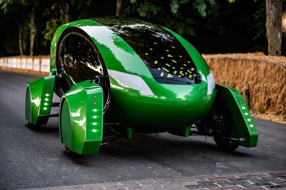 تحویل دارو با خودروهای خودران سبز در انگلیس