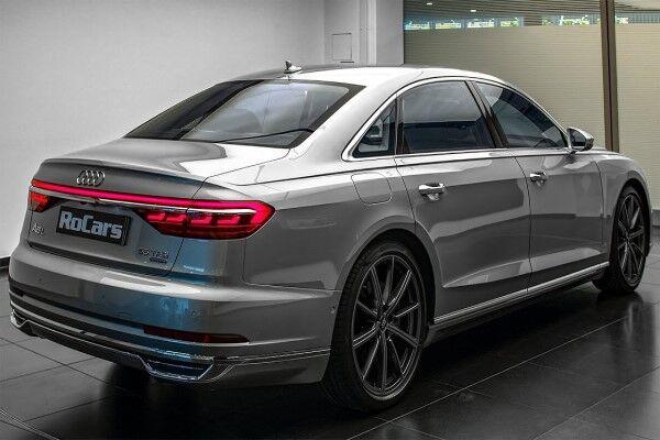رونمایی از خودروی جدید شرکت آئودی