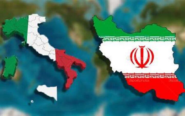 حمایت سفیر ایتالیا از روابط اقتصادی تهران و رم
