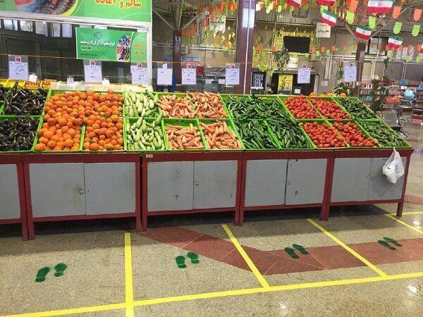 کوچک شدن سبد خرید میوه خانوارهای اصفهانی