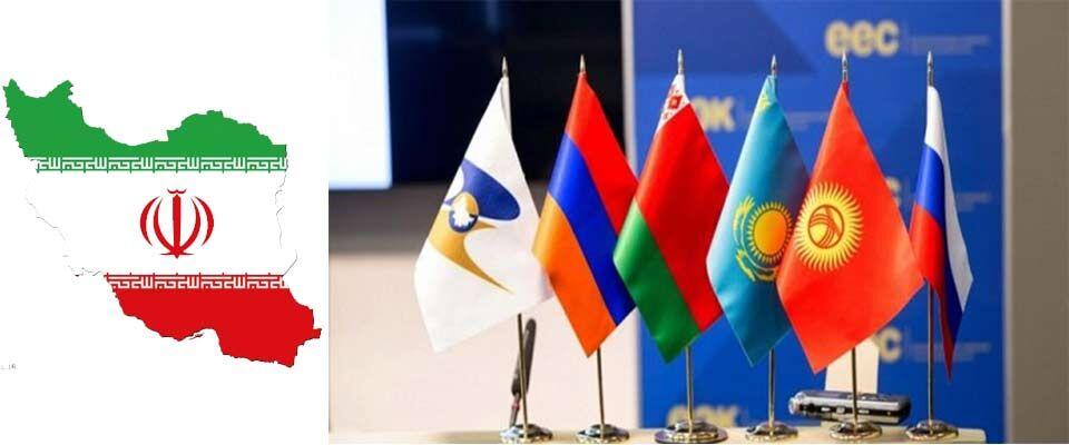 تراز منفی ۱۳۳ میلیون دلاری ایران با کشورهای اوراسیا| صادرات به قیرقیزستان نصف شد