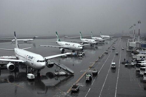 پروازهای تهران-لندن دوباره برقرار شد
