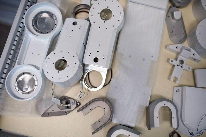 آزمایشگاه رباتی 2