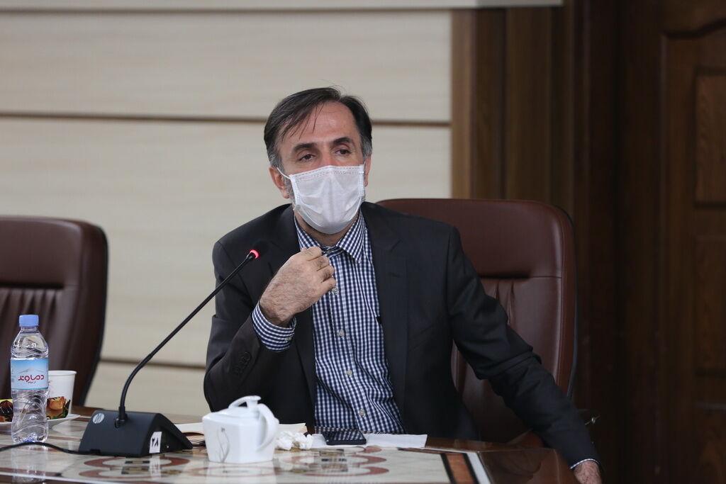 دیدار رئیس سازمان توسعه تجارت ایران با وزیر تجارت اتحادیه اوراسیا