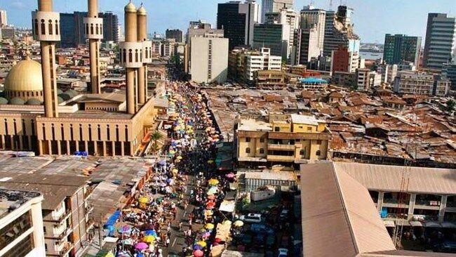 بزرگترین اقتصاد آفریقا وارد رکود شد